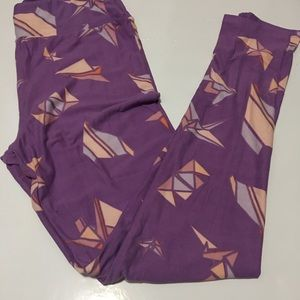 One Size lularoe leggings new