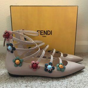 Fendi Ballerina Flats