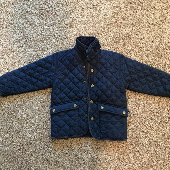 29c32237 Polo Ralph Lauren Girls Quilted Jacket