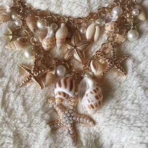 Seashore Necklace 🐚