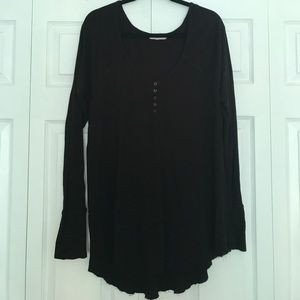 Urban Outfitters Black Tunic