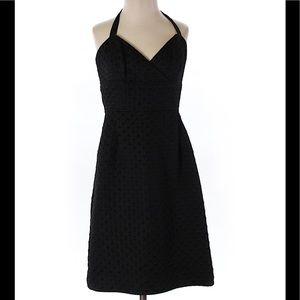 Shoshanna Little Black Dress With Pockets