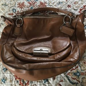 Coach gently used good condition genuine brand
