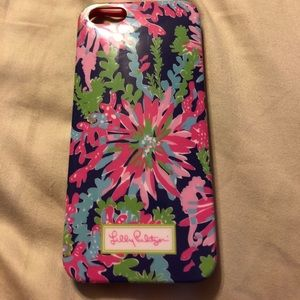 Lilly Pulitzer iPhone 5/5S case