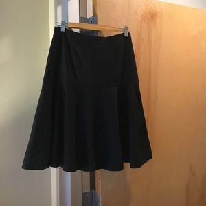 J.Crew - Super 120s - Flounce Skirt - Size 4