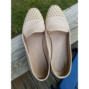 J. Crew Studded Loafers