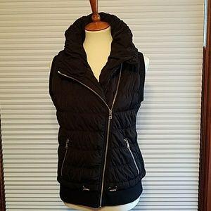 Calvin Klein Asymetrical Puffy Vest