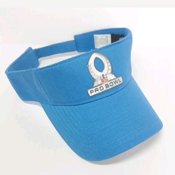 NFL Pro Bowl 2011 Trophy Visor Hat Cap 4e8b9184a