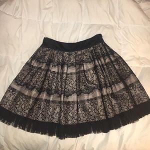 Beautiful Lace Skirt!