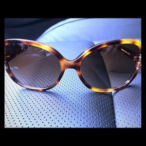 Authentic Tory Burch Tortoiseshell sunglasses