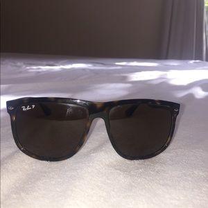 Polarized Ray-Ban sunglasses