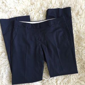 Theory Wool Navy Dress Pants