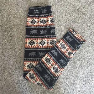 Pants - Christmas Leggings!
