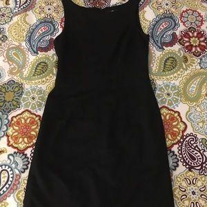 Black H&M Work Dress