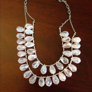 Loft Pale Pink Necklace