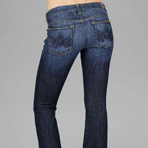 Anthropologie 7 for all mankind the A pocket jeans