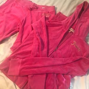 juicy couture track suit