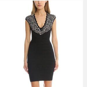Authentic Herve Leger New $1450 Cindy dress xs