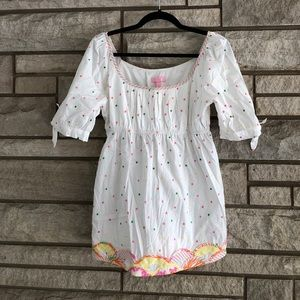 Adorable Lilly Pulitzer Babydoll Top