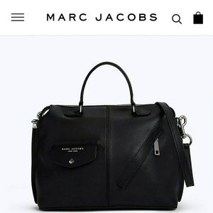 Marc Jacobs LEATHER Bag (The Edge)
