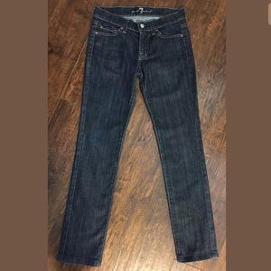 7 For All Mankind Roxanne Size 24 Jeans
