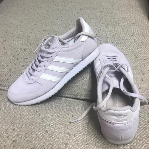 Adidas zapatos zapatillas de deporte poshmark luz purplepink