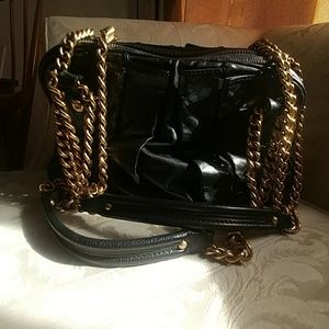 Authentic March Jacobs leather bag