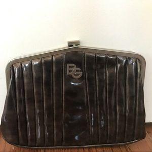 Bcbgeneration brown clutch