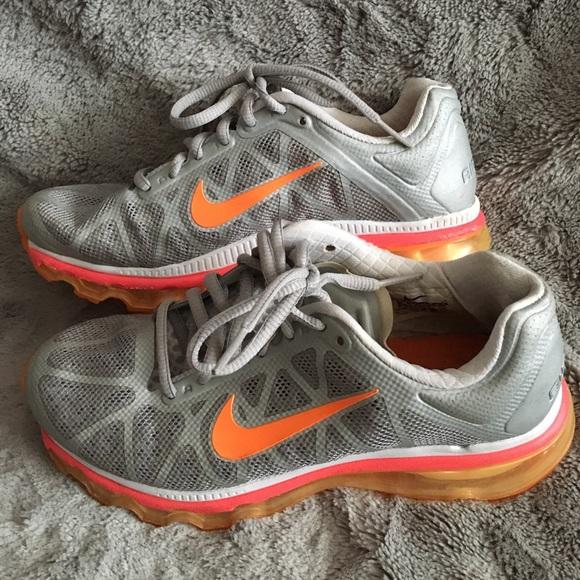 Nike Air Max 2011 KidsSilver, Orange, Pink