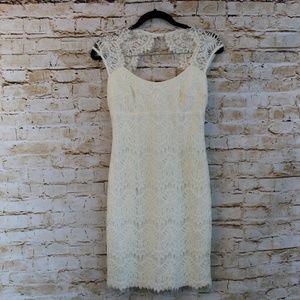 Cache NWT Eyelash Lace Dress