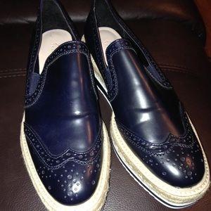 Zara shoes size 9 brand new !