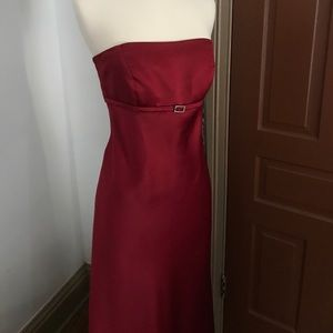 Elegant formal dress.