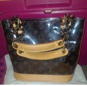 Authentic Limited Edition Sac Ambre PM