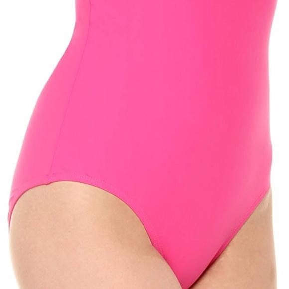 eaeda80e57828 SPANX Swim   Nwt Core High Rise Bottom Wear 1366 Pink   Poshmark