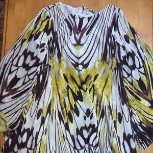 Rare Anthropologie Leifsdottir dress