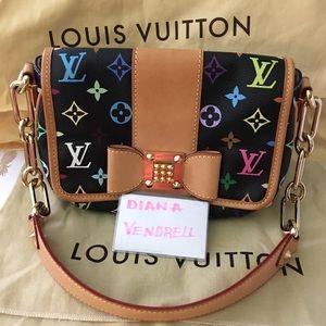 Authentic Louis Vuitton Patty multicolor
