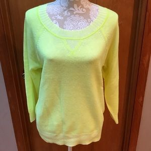 NWT!  J Crew 100% cashmere sweater. Size L