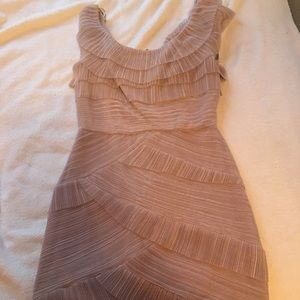 Mauve BCBG dress