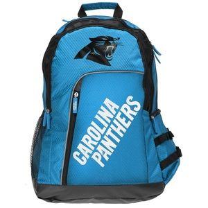Blue Carolina Panthers Elite Backpack
