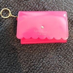 Kate Spade card/change holder