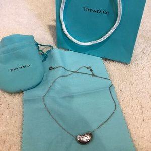 Tiffany Bean Necklace