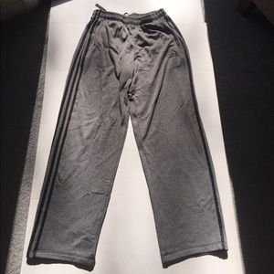 Like New!  Adidas Gray ClimaWarm Track Pants