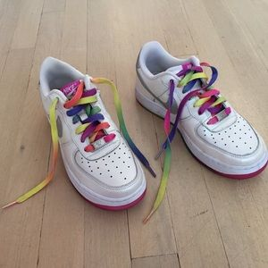 air force 1 laces