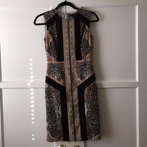 BCBGMAXAZRIA SILK DRESS