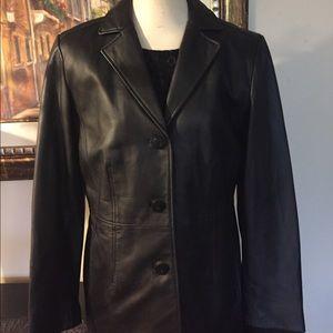 Lamdskin  jacket