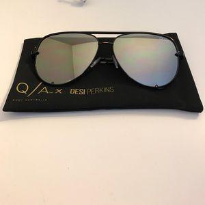Quay Desi Perkins High Key sunglasses