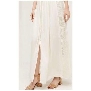 NWT Ranna Gill Delilah Maxi Skirt L