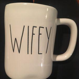 Rae Dunn Brand New Wifey Mug