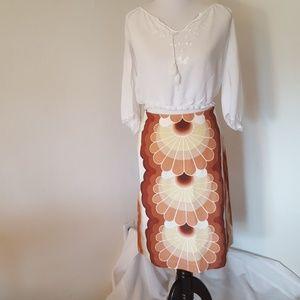 Midi Length skirt from the UK
