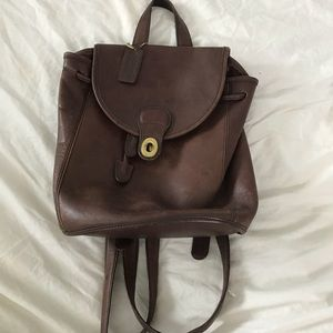 Coach Vintage Backpack